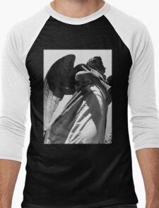 Angel in a Hurry Men's Baseball ¾ T-Shirt
