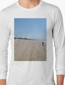 90 Mile Beach Long Sleeve T-Shirt