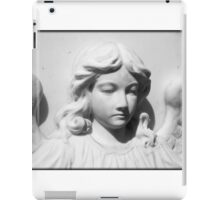Angel in Mourning iPad Case/Skin