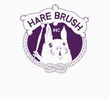 Hare Brush Inc Logo - Purple Unisex T-Shirt