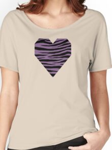 0276 French Lilac or Pomp and Power Tiger Women's Relaxed Fit T-Shirt