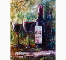 """""""Aged Wine"""" Oil painting by Lena Owens/OLena Art Unisex T-Shirt"""