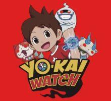 Yokai Watch One Piece - Long Sleeve