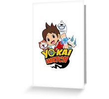 Yokai Watch Greeting Card