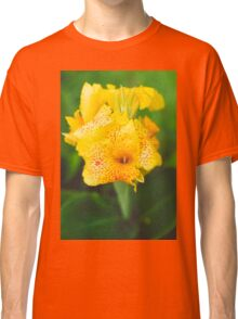 Lily Canna Flower Classic T-Shirt