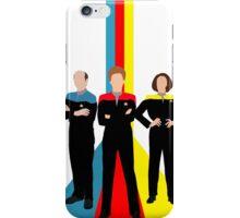 Star Trek - Tricolour Starfleet (TOS) iPhone Case/Skin