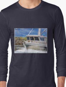 Fisherman's Prayer - West Coast Art Long Sleeve T-Shirt