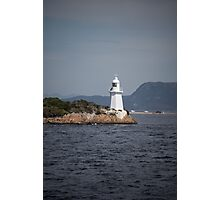 Entrance Lighthouse Photographic Print