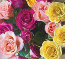 Rose Art - The Sweetest Joy Sticker