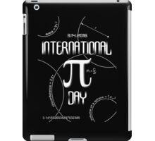 International Pi Day iPad Case/Skin