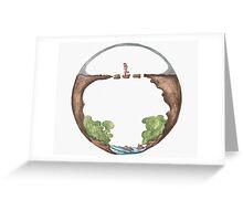 The Faith Mandala Greeting Card