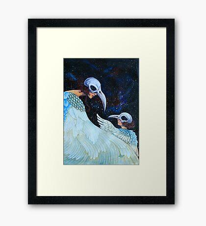 Lullaby of Flight Framed Print