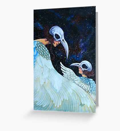 Lullaby of Flight Greeting Card