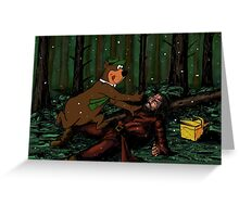 The Revenant Greeting Card
