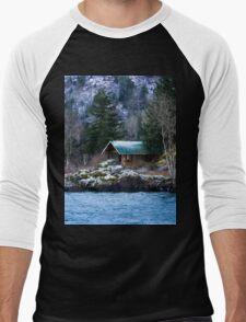 Landscape Art - Get Away From It All Men's Baseball ¾ T-Shirt