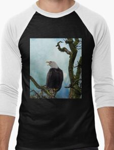Eagle Art - Character Men's Baseball ¾ T-Shirt
