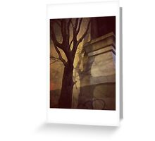 Shadow Song Greeting Card