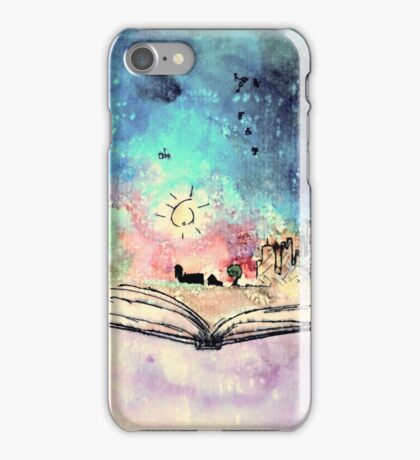 Starlight Replaced by Cellular Skies iPhone Case/Skin