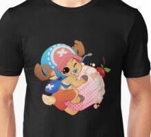Chopper Cupcake Unisex T-Shirt