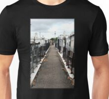 Mausoleum Row Unisex T-Shirt