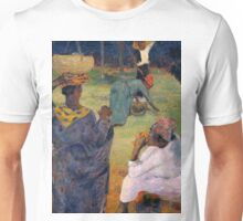 1887 - Gauguin - Among the mangoes at Martinique Unisex T-Shirt