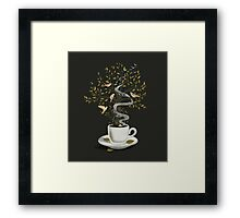 A Cup of Dreams Framed Print