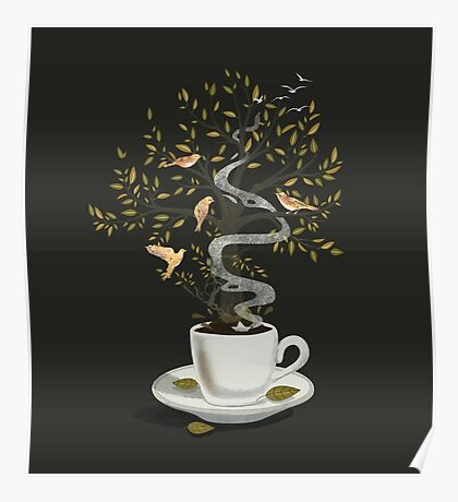 A Cup of Dreams Poster