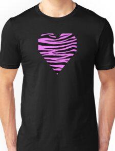0279 Fuchsia Pink Tiger Unisex T-Shirt