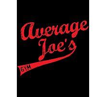 average joes Photographic Print