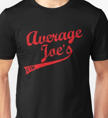 average joes Unisex T-Shirt