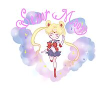 Sailor Galaxy Photographic Print