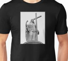 Overlooking The Cemetery Unisex T-Shirt