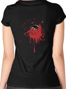 Bloody Cap (Dark) Women's Fitted Scoop T-Shirt