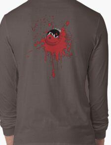 Bloody Cap (Dark) Long Sleeve T-Shirt