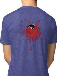 Bloody Cap (Dark) Tri-blend T-Shirt