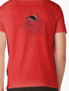 Bloody Cap (Dark) Mens V-Neck T-Shirt