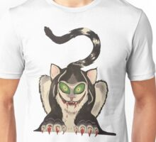 wicked cat  Unisex T-Shirt