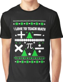 Math Fun T-shirt Graphic T-Shirt