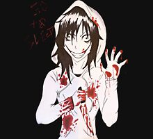 jeff the killer 2 Unisex T-Shirt