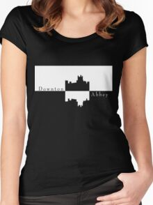 Downton abbey Women's Fitted Scoop T-Shirt