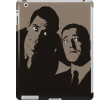 Jeeves and Wooster iPad Case/Skin