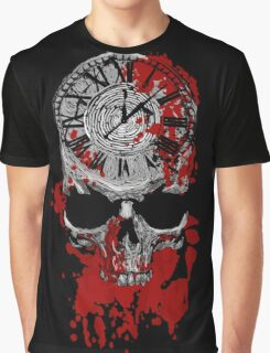 Time is Running Out Graphic T-Shirt
