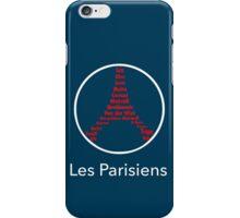 Les Pariseiens iPhone Case/Skin