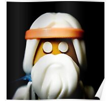 The Blind Sage Vitruvius, can always be your voice of reason Poster