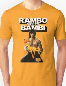 Rambo meets Bambi T-Shirt