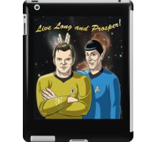 Star Trek - Kirk & Spock iPad Case/Skin