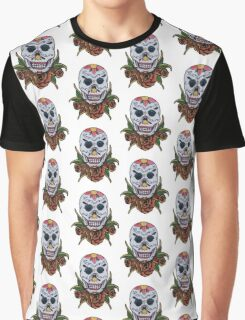 sugar skullllllll Graphic T-Shirt