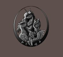 My Little Pony Princesses Grayscale Unisex T-Shirt