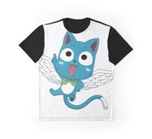Happy Fly - Fairy Tail Graphic T-Shirt