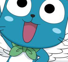 Happy Fly - Fairy Tail Sticker